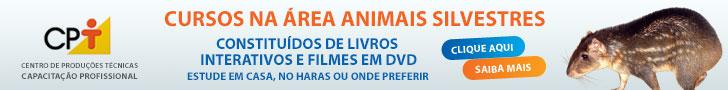 Cursos sobre animais silvestres do CPT - Centro de Produções Técnicas
