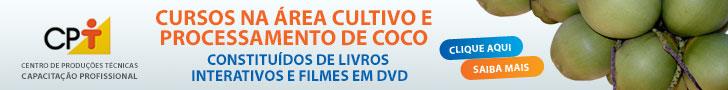 Cursos sobre Cultivo de Coco, como produzí-los