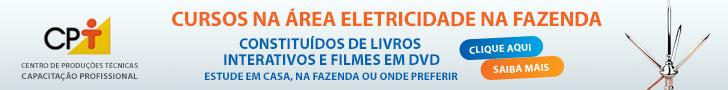 Cursos sobre eletricidade na fazenda do CPT - Centro de Produções Técnicas